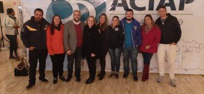 Equipe de Funcionários da AFPM Participa da 3° Edição da Semana do Empreendedor da ACIAP SJP
