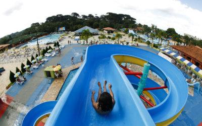 A Temporada de verão no Araucária Acqua Park foi um sucesso!
