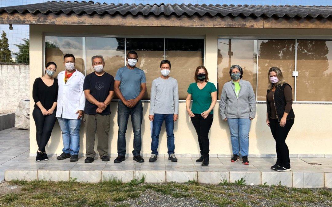 AFPM fecha parceria com grupo de voluntários São José Solidária para a Produção de Materiais de Limpeza para Doação