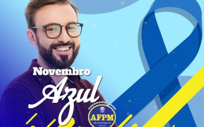Novembro Azul AFPM